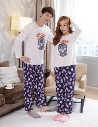 cheep nightgown pajamas blouse cotton skull pajama