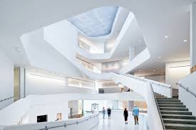 Steven Rich Interiors University Of Iowa Visual Arts Building By Steven Holl 2016 Best