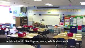 classroom layout for elementary setting up your classroom for the new school year youtube
