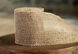colored burlap ribbon burlap jute ribbon with a finished edge 4 x 10 yards 30