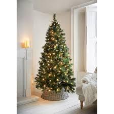 oslo pre lit glitter tree 7ft trees b m