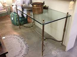 Glass Entry Table Best Glass Entry Table With Glasses Image 15 Of 20 Carehouse Info