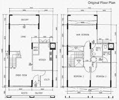 maisonette floor plan floor plans for 549 jurong west street 42 s 640549 hdb details