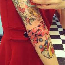 10 most painful places to get a tattoo for girls herinterest com
