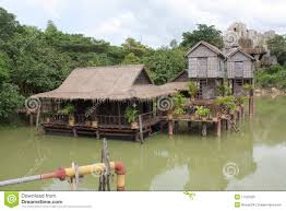 floating houses in cambodia royalty free stock photo image 17597955