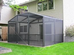 patio roof panels ideas full porch enclosures north star screen