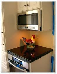 Under Cabinet Mounted Microwaves Sharp Under Cabinet Microwave