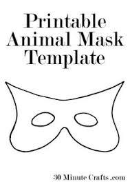 puchi printables halloween masks treat sack halloween masks