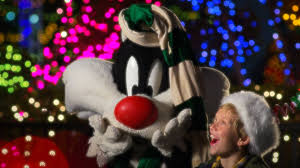 Is Six Flags Open On Christmas New Holiday In The Park Festival Captures The Magic Of The Season