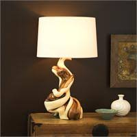 Unique Table Lamps Country Table Lamps
