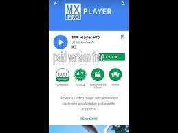 mx player apk free how to mx player pro apk free paidversion free 2017