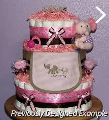 baby diaper cakes safari diaper cakes