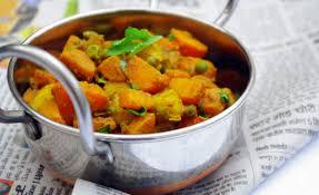 cuisiner indien recette de carottes à l indienne gajar ki sabji de cuisine