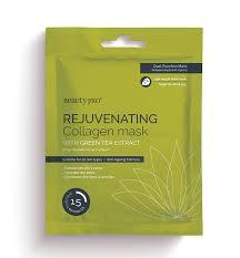 Collagen Mask beautypro collagen mask rejuvenating