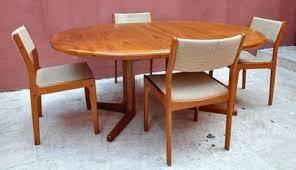 Beautiful Teak Dining Room Table Photos Room Design Ideas - Danish teak dining room table and chairs