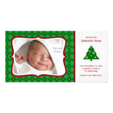 baby first christmas photo cards zazzle