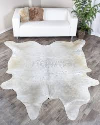 Cowhide Uses Metallic Brazilian Cowhide Rug 242 37 Sq Ft