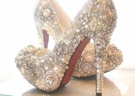 pearl wedding shoes pearl covered wedding shoes archives kylaza nardi