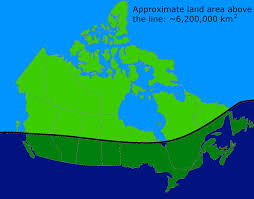 Map Of Quebec Province This Is How Empty Canada Really Is Photos