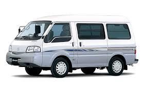 mazda car van vans cartype