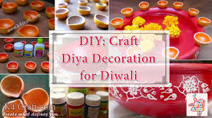 low cost diwali decoration ideas k4 craft