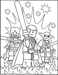 star wars coloring pages printable yoda color zini