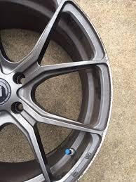 vorsteiner carbon graphite wheel repair