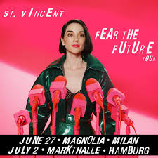 Vincent Meme - st vincent reminder hamburg milan tickets on sale