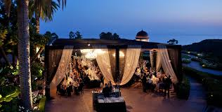 socal wedding venues outdoor wedding venues in southern california pelican hill weddings