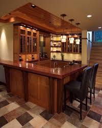 comfy basement bar design ideas homeremodelingideas net