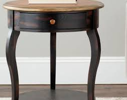 uncategorized awesome round nightstand table infatuate round