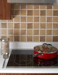 Vinyl Backsplash Ideas by Peel And Stick Mosaic Backsplash Kitchen Backsplash Backsplash