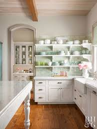 country style kitchen cabinet pulls 15 tips for a cottage style kitchen better homes gardens