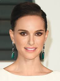 hair up styles 2015 beauty talk natalie portman reveals her hair and makeup secrets