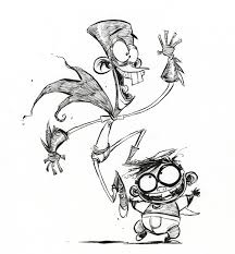 skottieyoung com fanboy and chum chum daily sketch