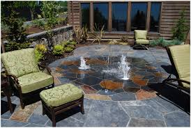 concrete patio ideas backyard backyards outstanding exciting patios and decks for small