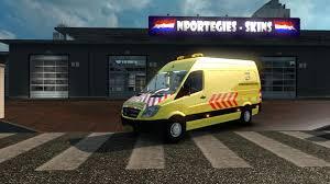 bmw sprinter van atud verkeer u2013 mercedes sprinter 1 18 x ets 2 mods euro truck
