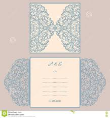 Wedding Invitation Greeting Cards Wedding Invitation Or Greeting Card With Abstract Ornament Vector