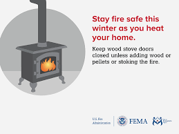heating fire safety outreach materials