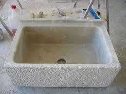 lavelli in graniglia per cucina gallery of lavandino marmo lavello per cucina o esterno in pietra