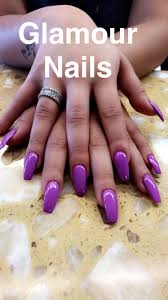 glamour nails home facebook