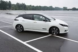 new nissan leaf nissan leaf 2018 prototype review new ev driven autocar
