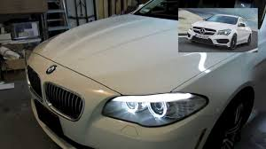 bmw hidden feature european parking lights youtube