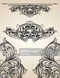 designed by a hand engraver highly detailed engraving design of a