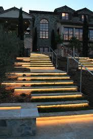 kichler step lights colerne collection full size of deck