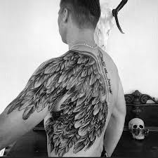 50 cool back tattoos for men expansive canvas design ideas