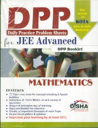 daily practice problem dpp sheets for jee advanced mathematics