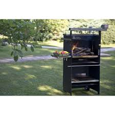 cuisine design rotissoire le modèle smart edition le barbecue rôtissoire charbon de bois