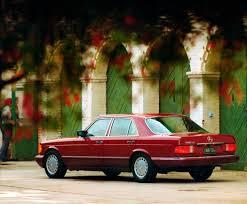 mercedes of america 1991 mercedes 300 se america w126 luxury cars
