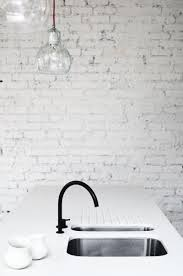 black faucet kitchen trend alert black faucets décor aid